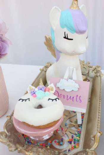 Unicorn Theme Birthday Party Food 5