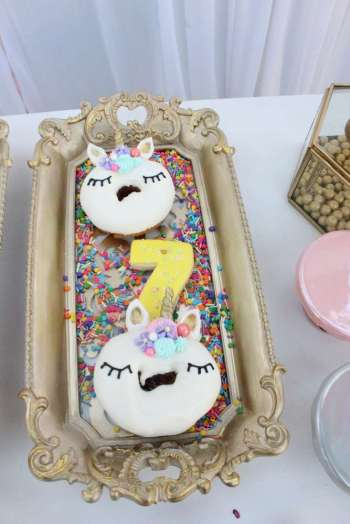 Unicorn Theme Birthday Party Food 6