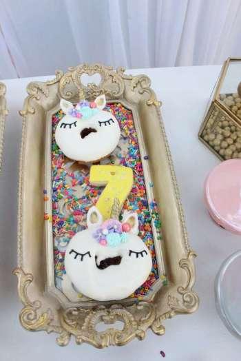 Unicorn Theme Birthday Party Food 6
