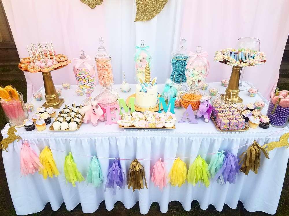 Unicorn theme party decoration 4 venuemonk blog for Decoration 4