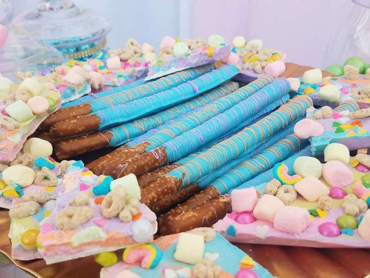 Unicorn Theme Party Food 3
