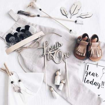 Boho Chic Theme Birthday Party Party Props