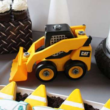 Construction Theme Birthday Party Food 2