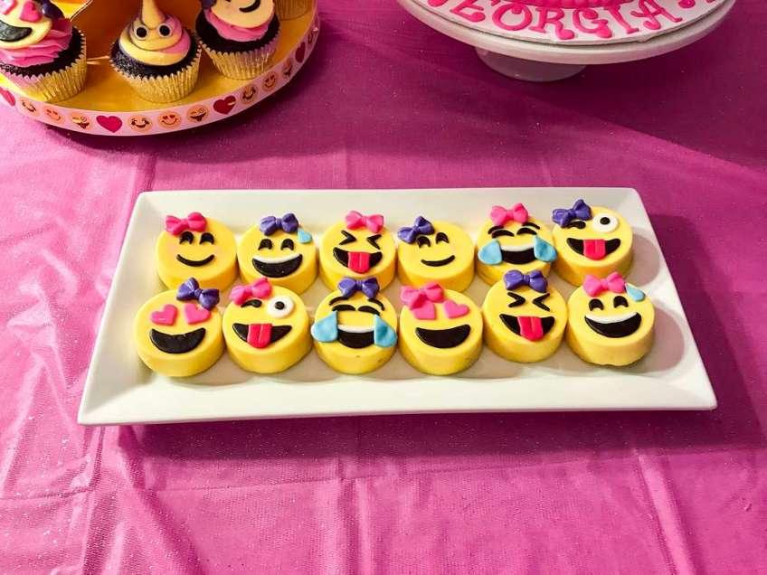 Emoji Theme Birthday Party Food 2