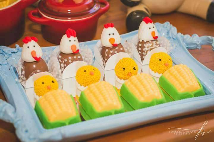 Farm Theme Birthday Party Food 7