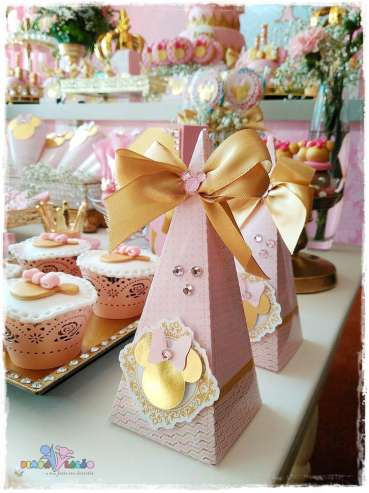 Gold Princess Theme Birthday Party Food 2