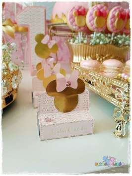 Gold Princess Theme Birthday Party Return Gifts 2