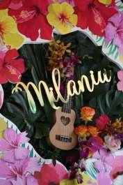 Hawaiian Theme Birthday Party Decoration 6