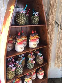 Hawaiian Theme Birthday Party Food 4