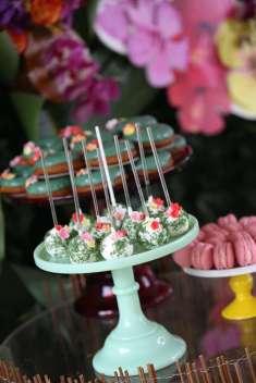 Hawaiian Theme Birthday Party Food 5