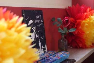 Jolly Holiday Mary Poppins Birthday Party Decoration