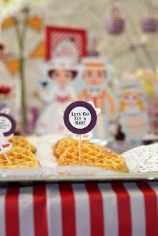 Jolly Holiday Mary Poppins Birthday Party Food 2