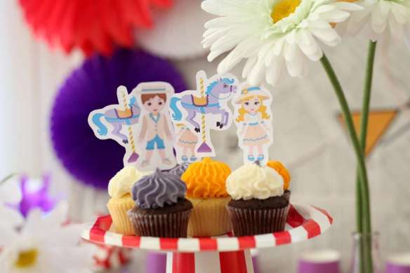 Jolly Holiday Mary Poppins Theme Birthday Party Decoration
