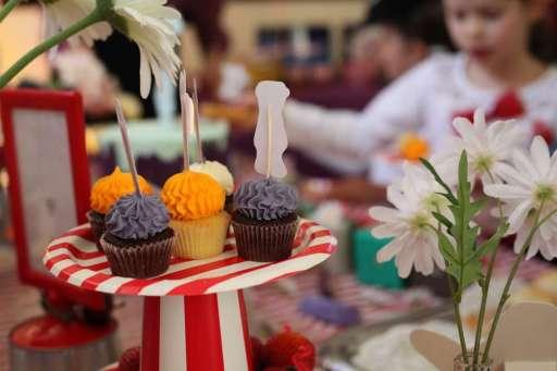 Jolly Holiday Mary Poppins Birthday Party Food 6