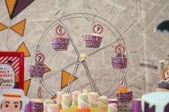 Jolly Holiday Mary Poppins Birthday Party Food 7