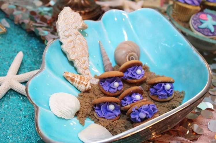 Little Mermaid Theme Birthday Party Food