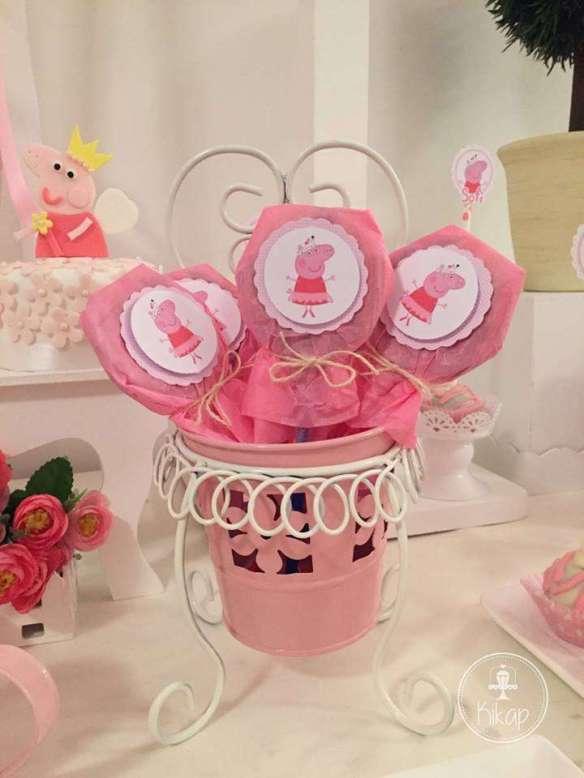 Peppa Pig Theme Birthday Party Decoration Ideas Venuemonk Blog
