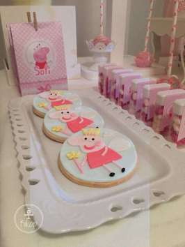 Peppa Pig Theme Birthday Party Food 5