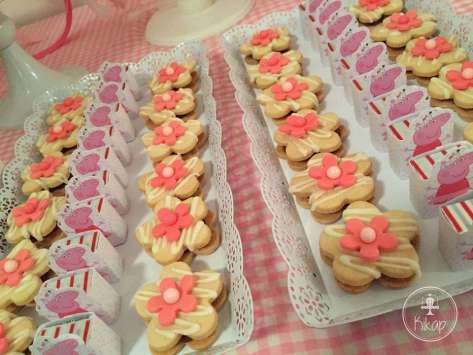 Peppa Pig Theme Birthday Party Food