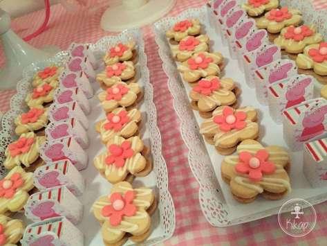 Peppa Pig Theme Birthday Party Food