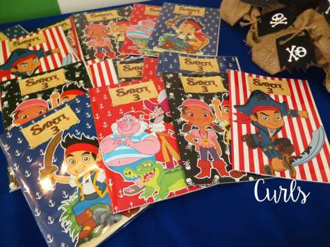 Pirate Theme Birthday Party Return Gifts 2