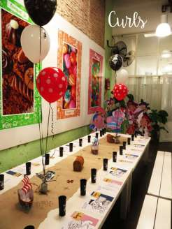Pirate Theme Birthday Party Venue 3