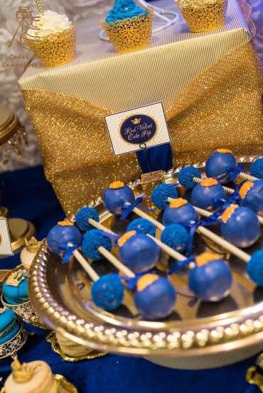Royal Prince Theme Baby Shower Food 2