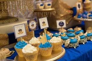 Royal Prince Theme Baby Shower Food 8