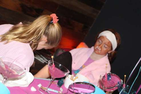 Spa Theme Birthday Party Activities 3