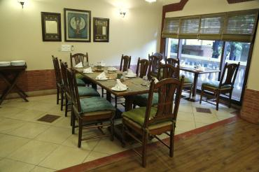 The Estate Villa Delhi Dinning 2