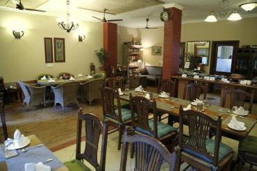 The Estate Villa Delhi Dinning Restaurant 1