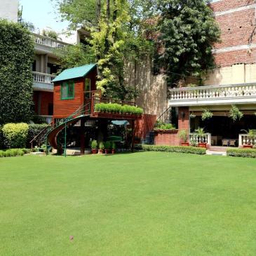 The Estate Villa Delhi Treehouse 2