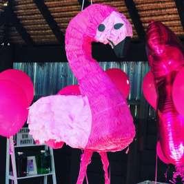 Tropical Theme Birthday Party Decoration 2