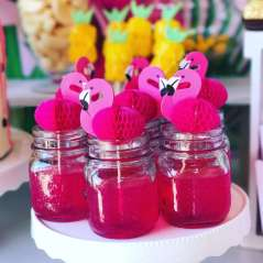 Tropical Theme Birthday Party Food 4