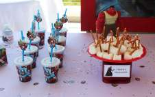 Avengers Theme Birthday Party Food 7