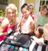 Barbie Theme Birthday Party Activity 2