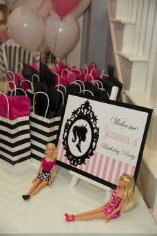 Barbie Theme Birthday Party Decoration 2