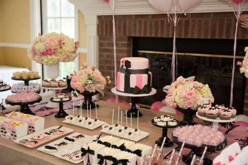 Barbie Theme Birthday Party Decoration 4