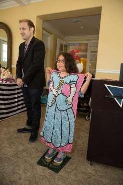 Barbie Theme Birthday Party Magician 3