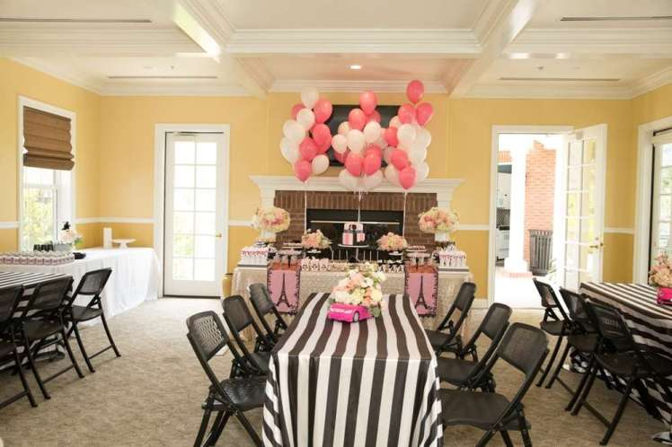 Barbie Theme Birthday Party Venue 1