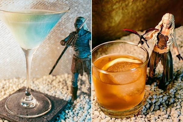 Game Of Thrones Theme Cocktail Party-Drink Ideas