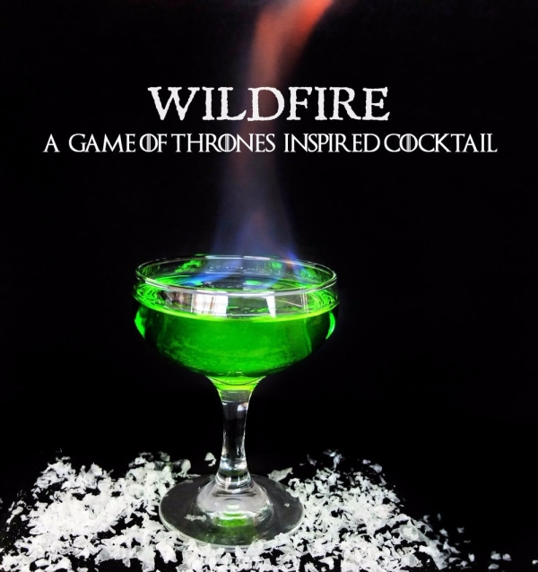 Game Of Thrones Theme Cocktail Party- Drinks