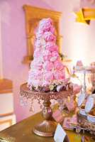 Lace and Pearls Theme First Birthday Party Food 1