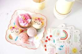 Rainbow and Unicorn Theme Birthday Party Food 4