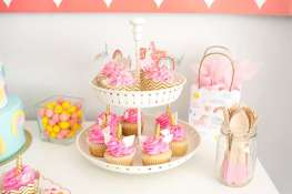 Rainbow and Unicorn Theme Birthday Party Food 5