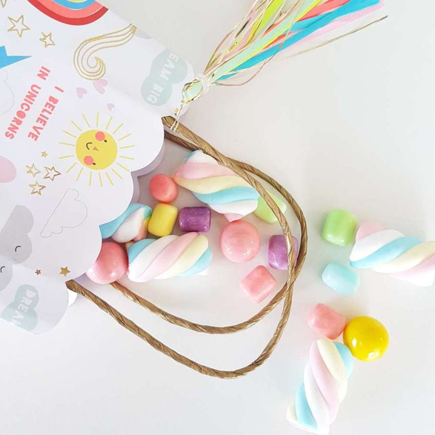 Rainbow And Unicorn Theme Birthday Party Return Gifts 1