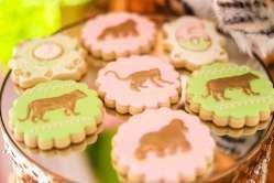 Rainforest Theme Birthday Party Food 2