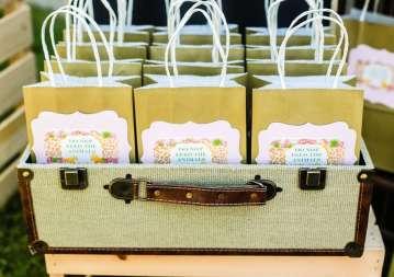 Rainforest Theme Birthday Party Return Gifts