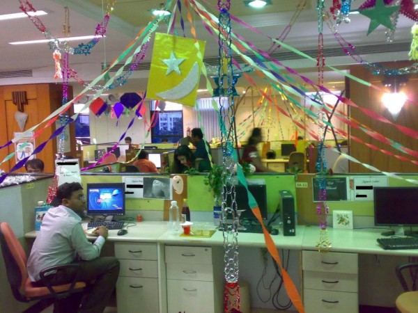 Diwali office party games