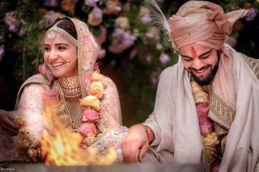 Virat Anushka Wedding 1